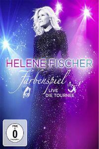 Cover Helene Fischer - Farbenspiel - Live - die Tournee [DVD]